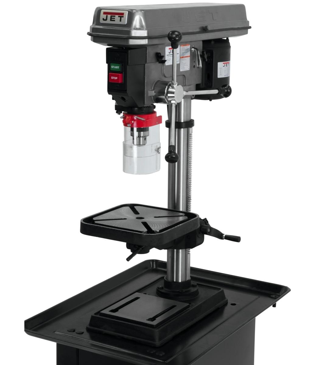 """J-2530, 15"""" Bench Model Drill Press 115V 1Ph"""