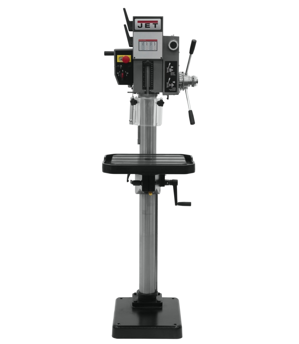 "J-A2608M-PF4, 20"" Arboga Gear Head Drill Press With Power Down feed 440V, 3Ph"