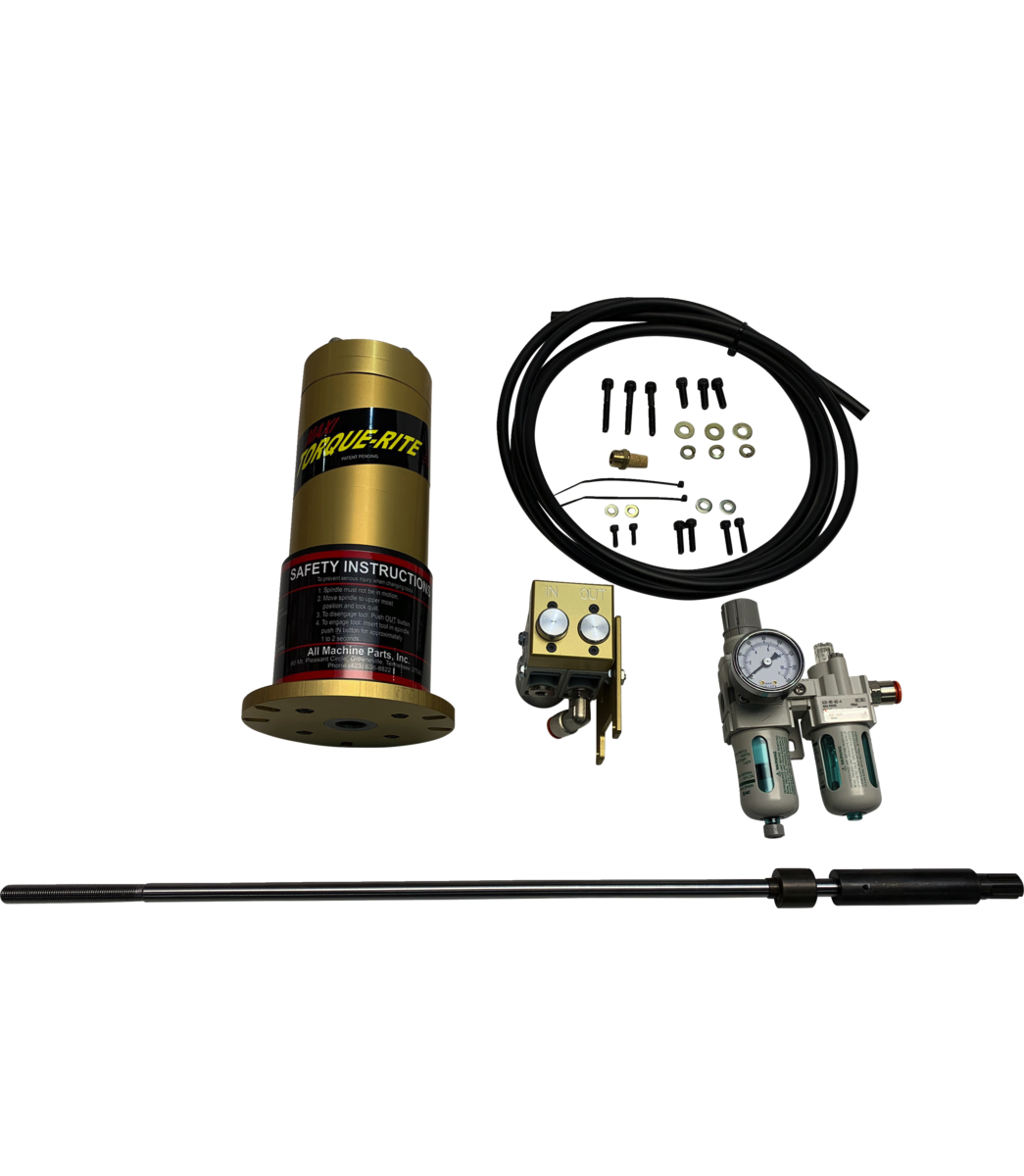 Air Power Drawbar Kit for Elite Mill CNC