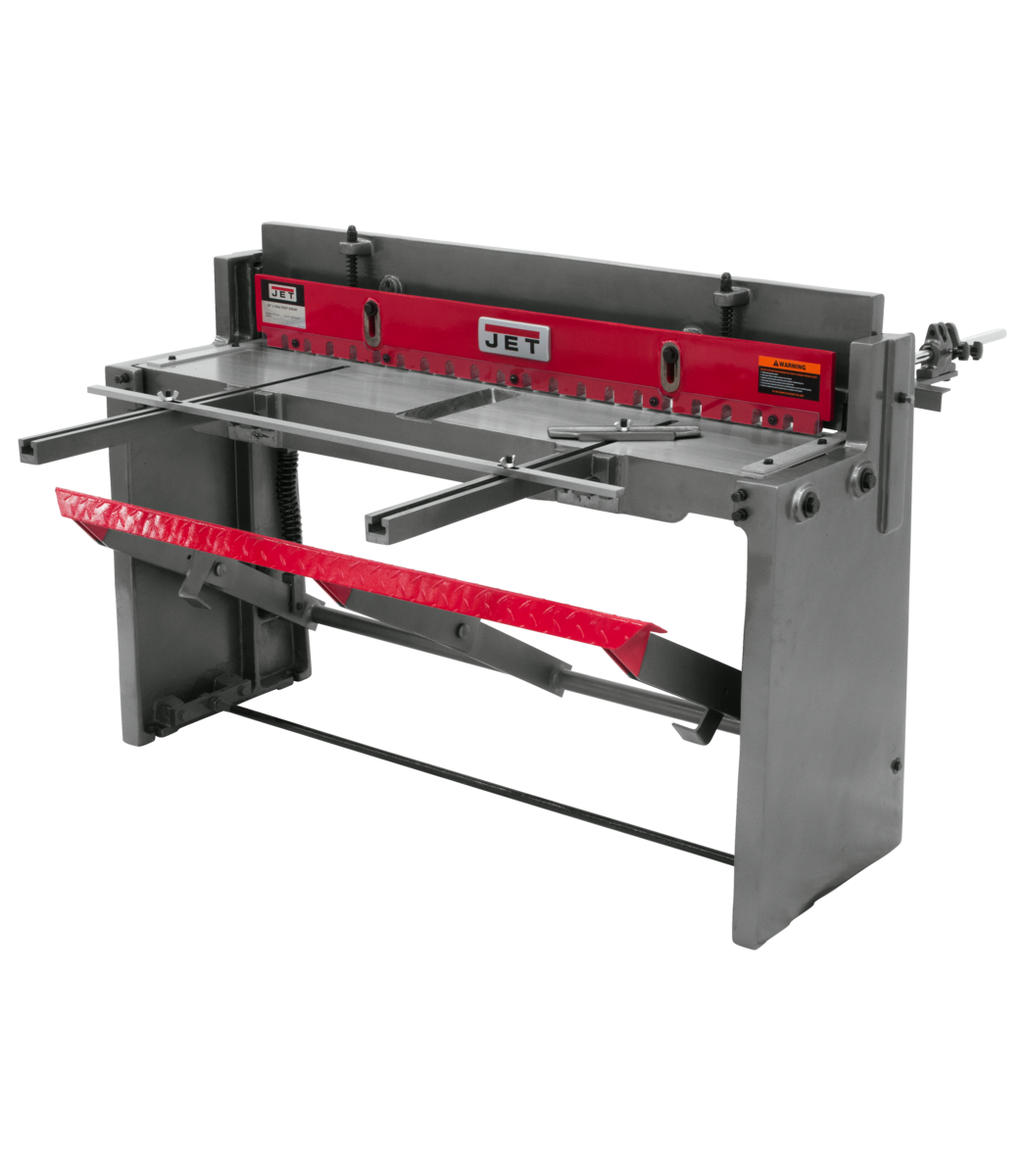 "FS-1652J, 52"" x 16 Gauge Foot Shear"
