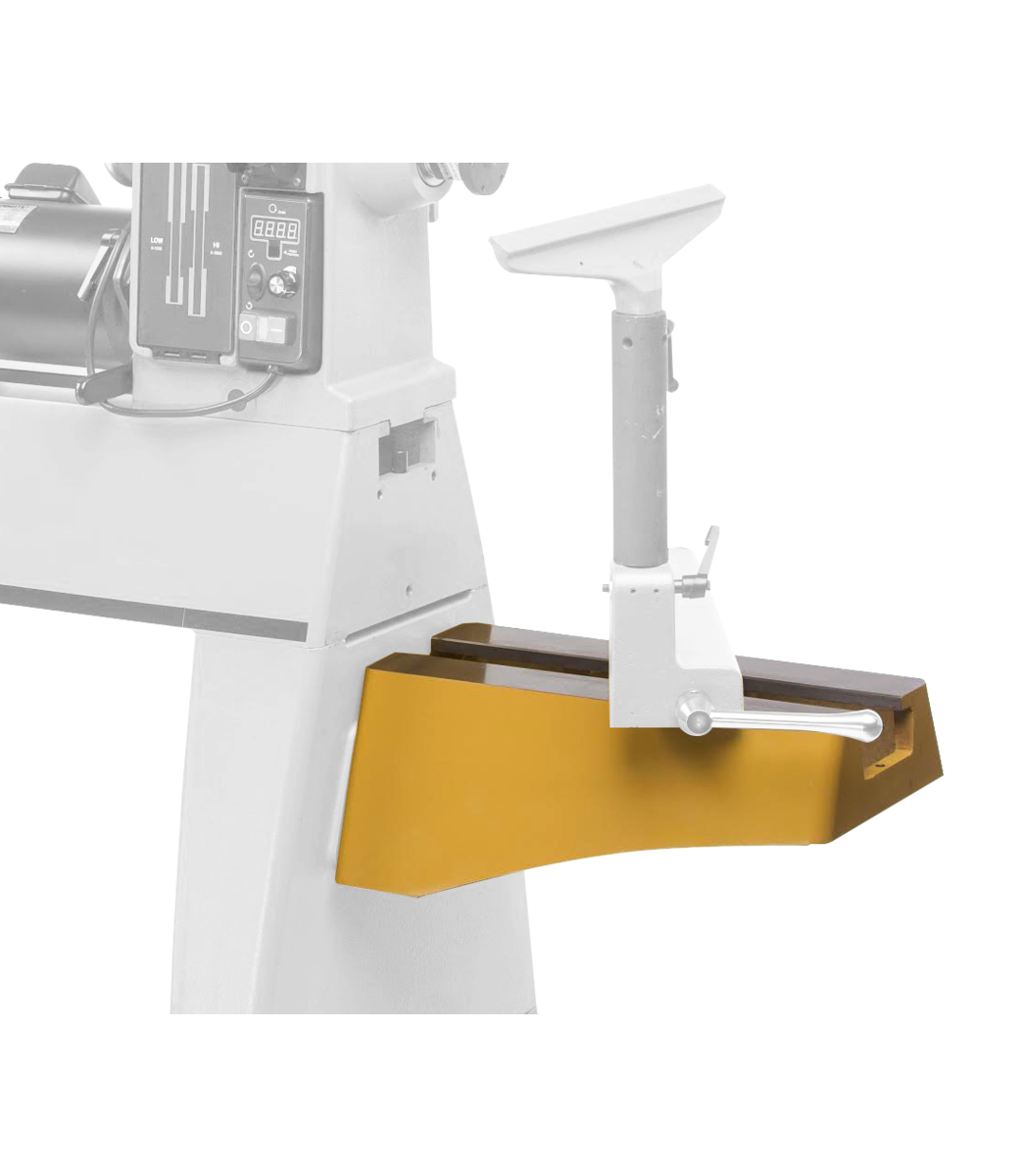 The Powermatic 3520C Bed Extension in Woodworking, Bed extension