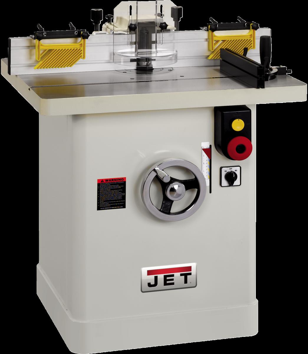 JWS-35X5-1 Industrial Shaper 5HP, 1Ph