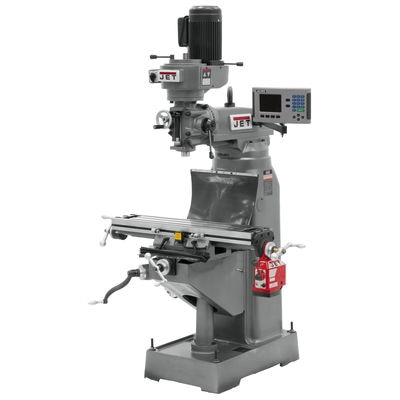 JVM-836-1 Mill With ACU-RITE 203 DRO With  X-Axis Powerfeed