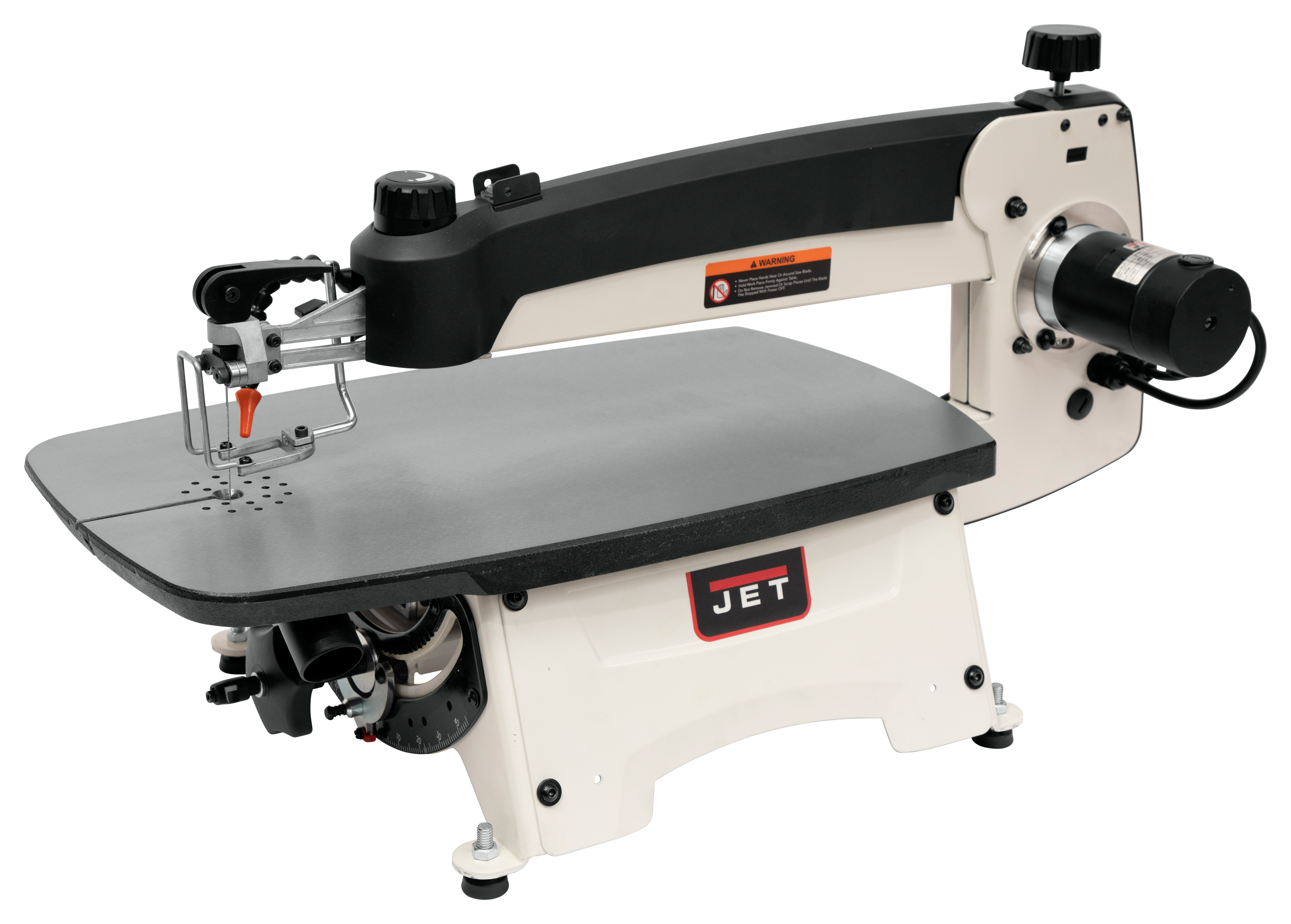 "JWSS-22B 22"" Scroll Saw with Foot Switch"