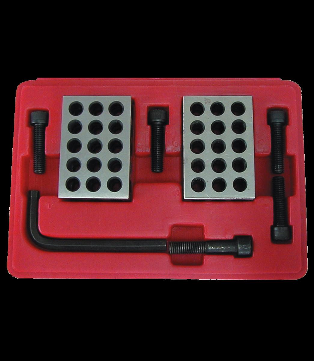 JET 1-2-3 Block Set in Plastic Case