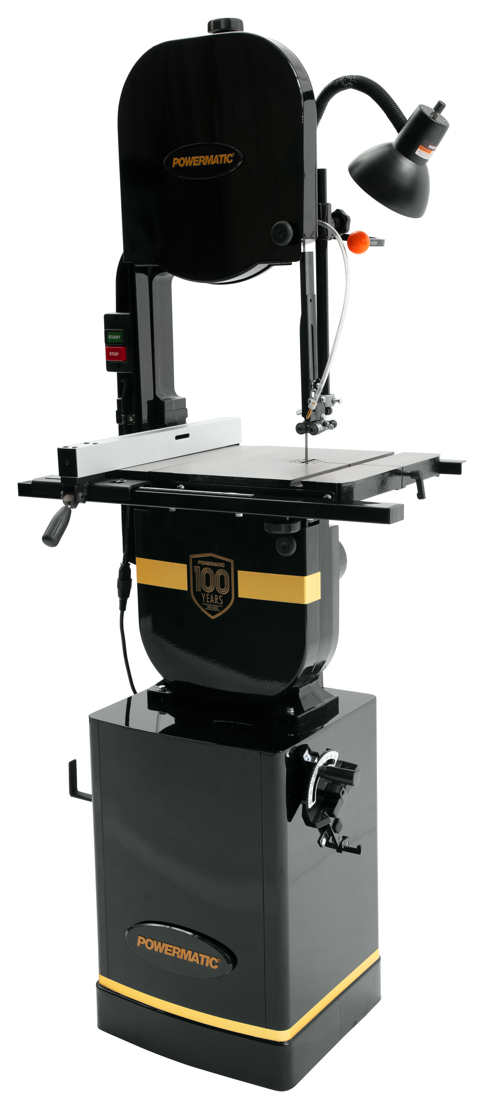 PWBS-14CS  14 Bandsaw, 100 Year Limited Edition