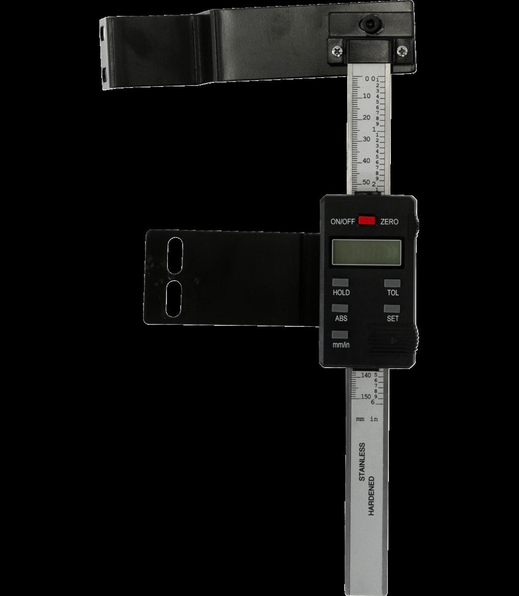 DRO, Digital Readout for JWDS-2244 & JWDS-2550