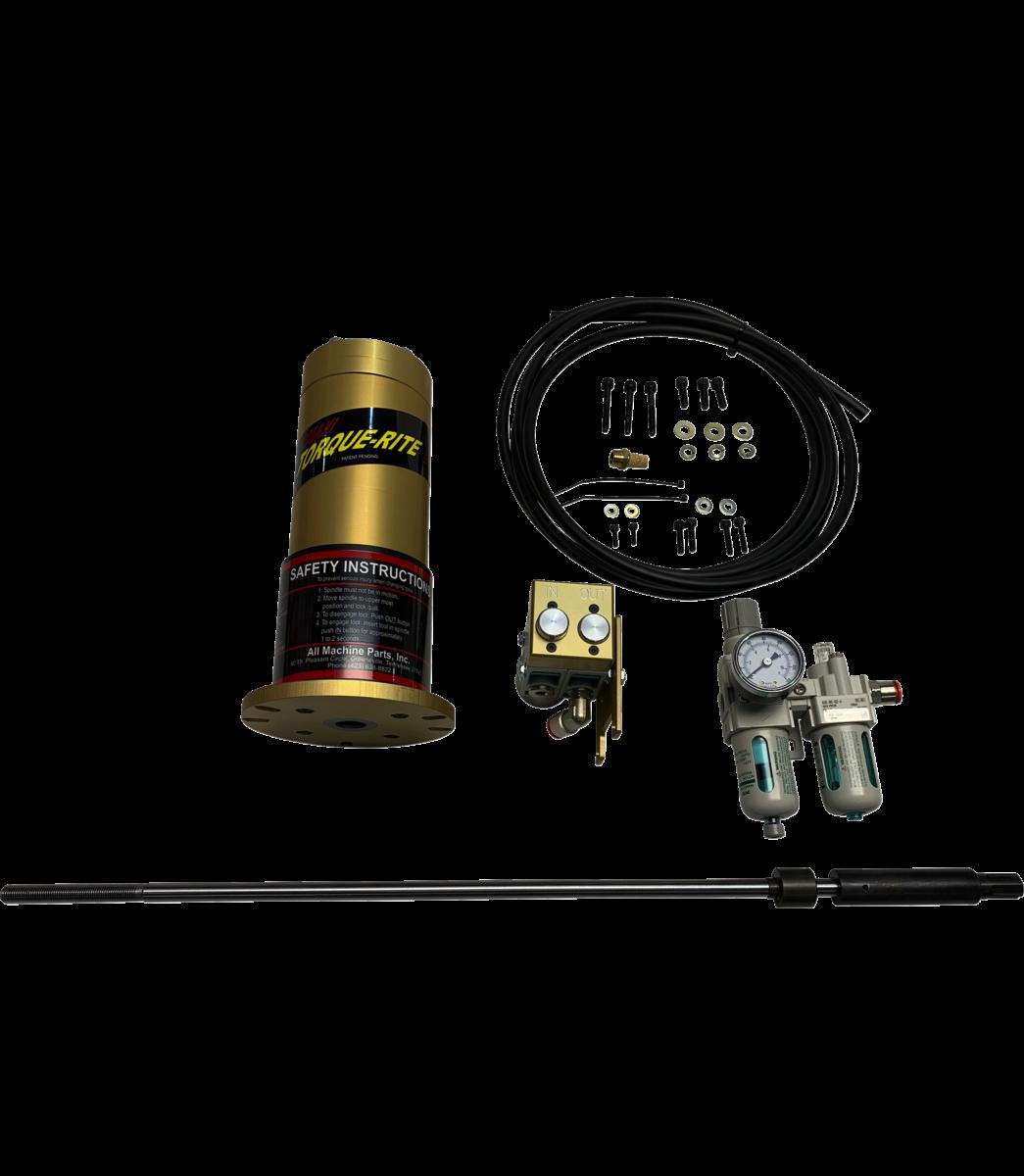 Air Power Drawbar Kit for JTM4VS CNC