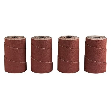 """Ready-to-Wrap 18"""" 220 Grit, 4-Wraps in Box"""