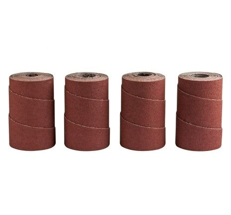 """18"""" Ready-to-Wrap 80 Grit, 4-Wraps in Box"""