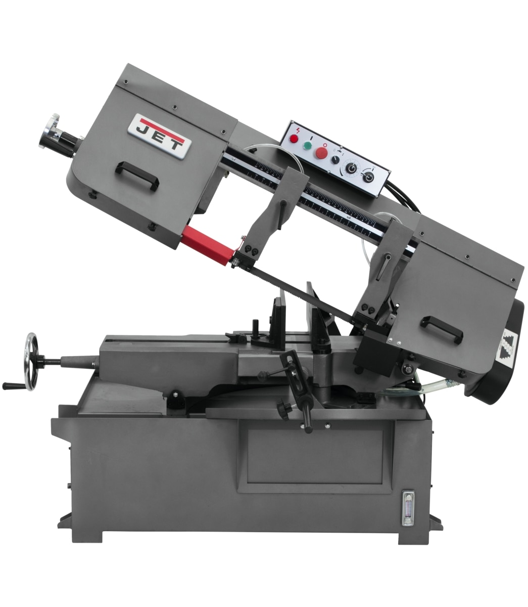 "MBS-1014W-3, 10"" x 14"" Horizontal Mitering Bandsaw"