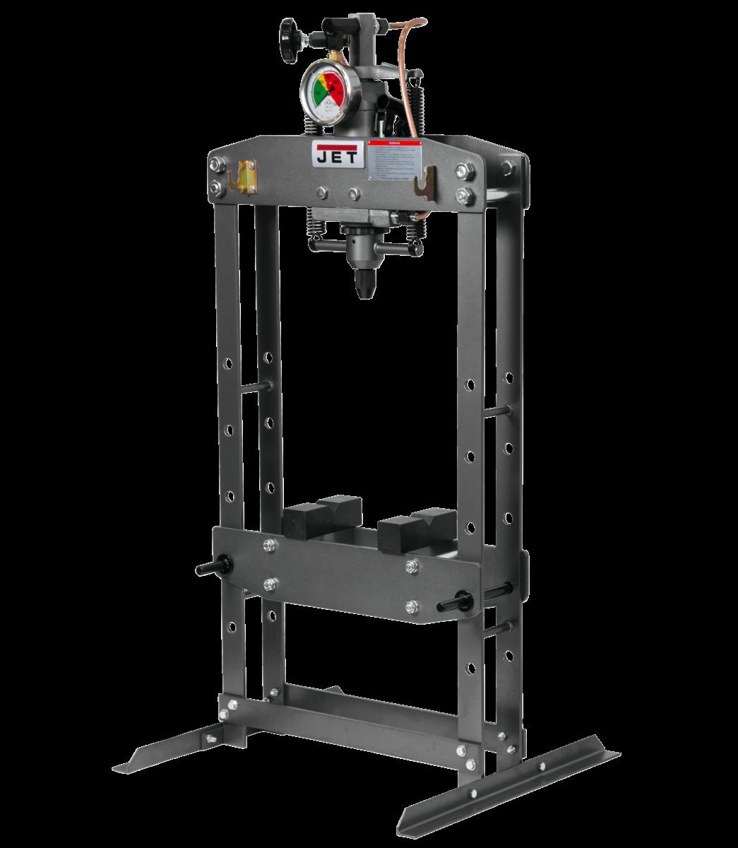 HP-5A, 5-Ton Hydraulic Press