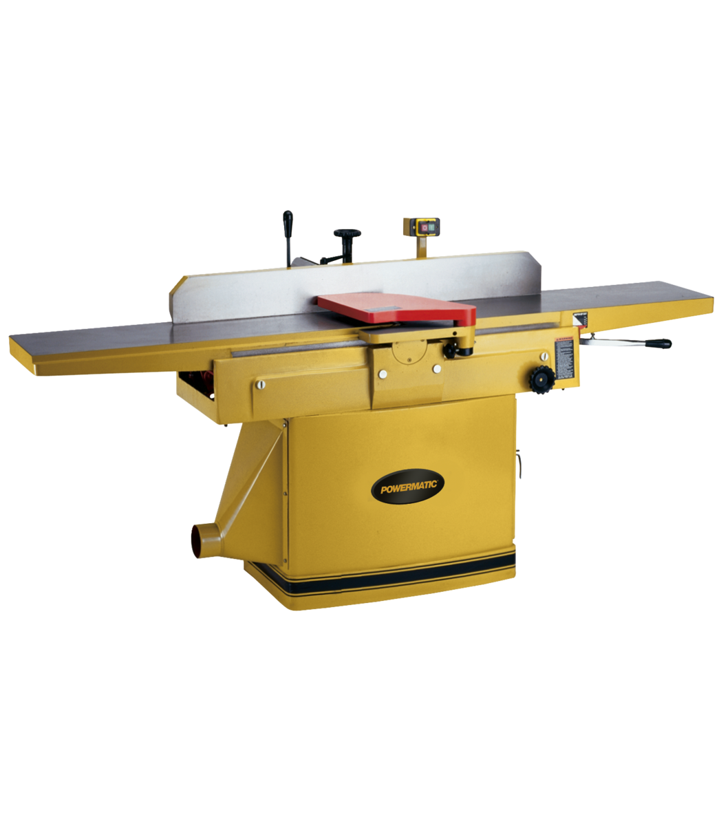 1285 Jointer, 3HP 3PH 230/460V, Helical Head