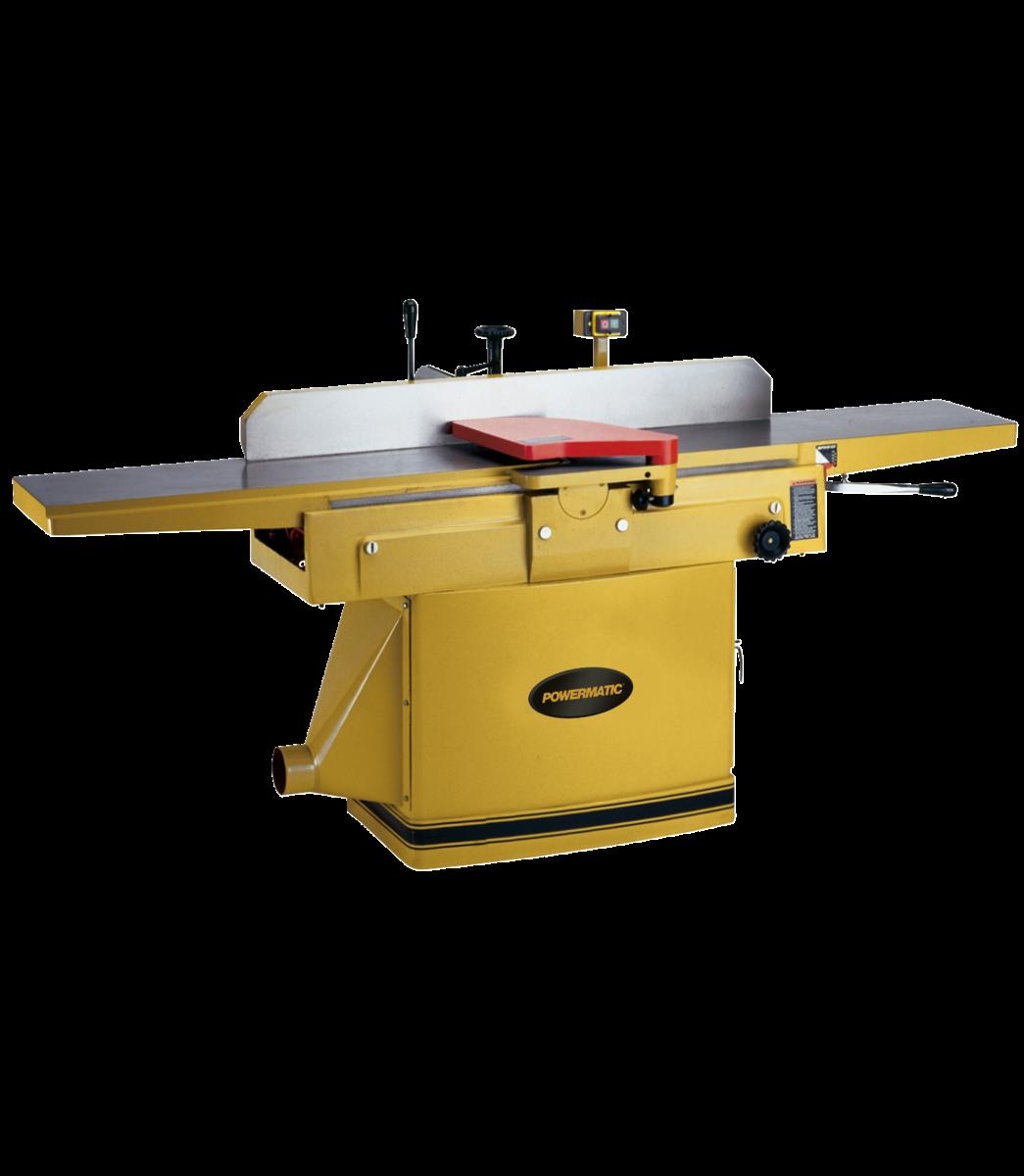 Manual: 1285 Jointer, 3HP 3PH 230/460V, Helical Head