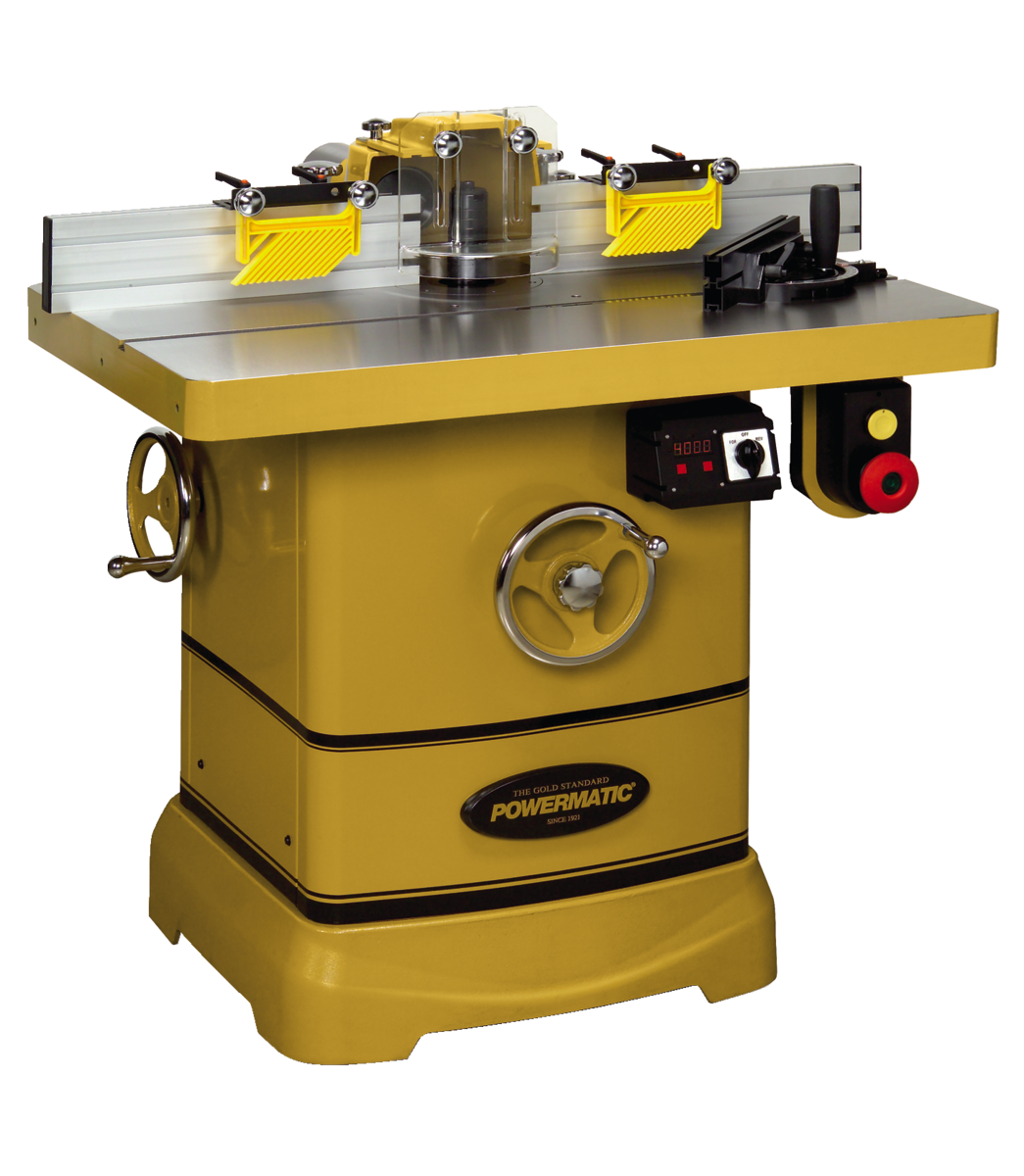 Manual: PM2700 Shaper, 3HP 1PH 230V