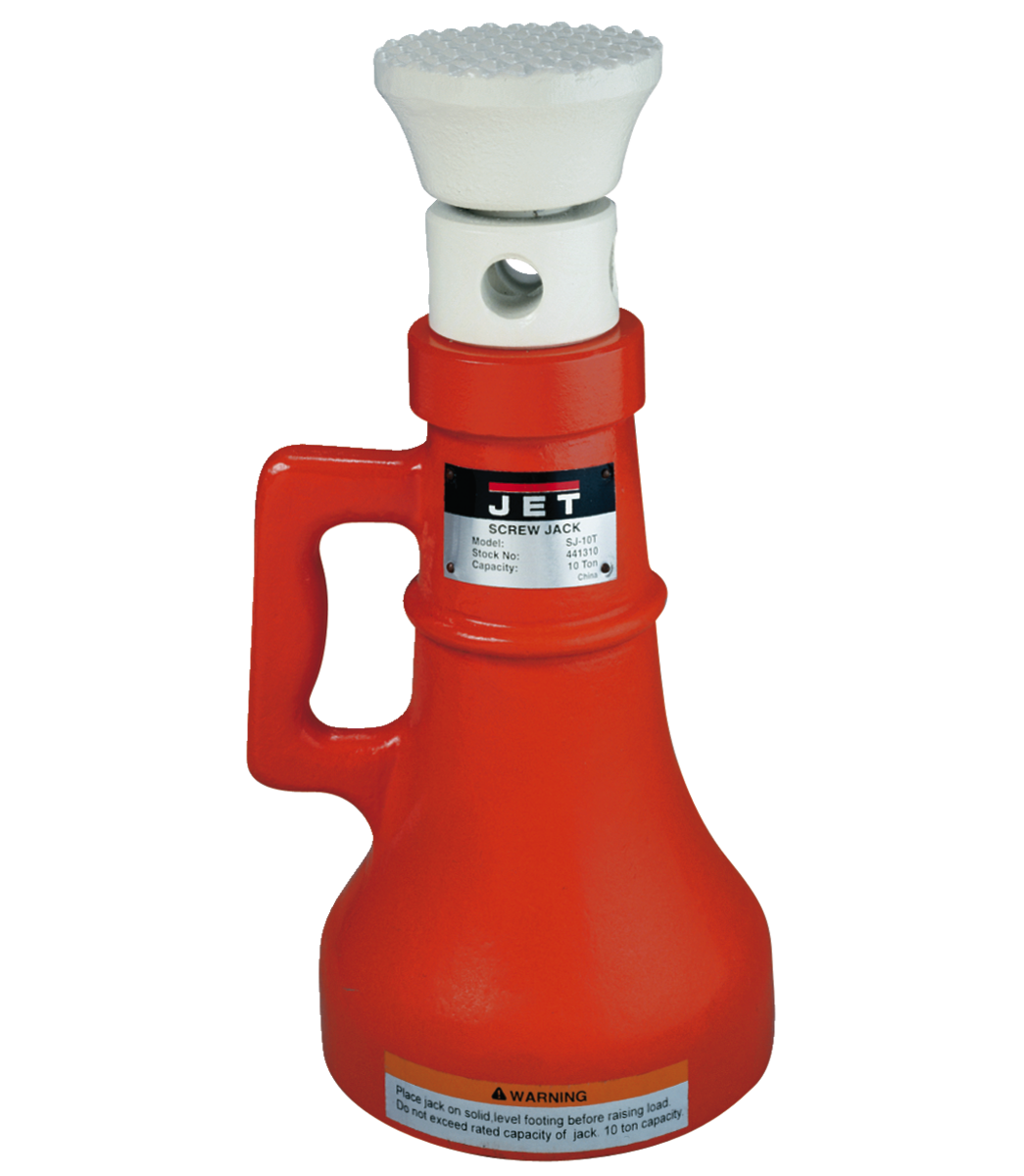 SJ-10T, 10-Ton Screw Jack