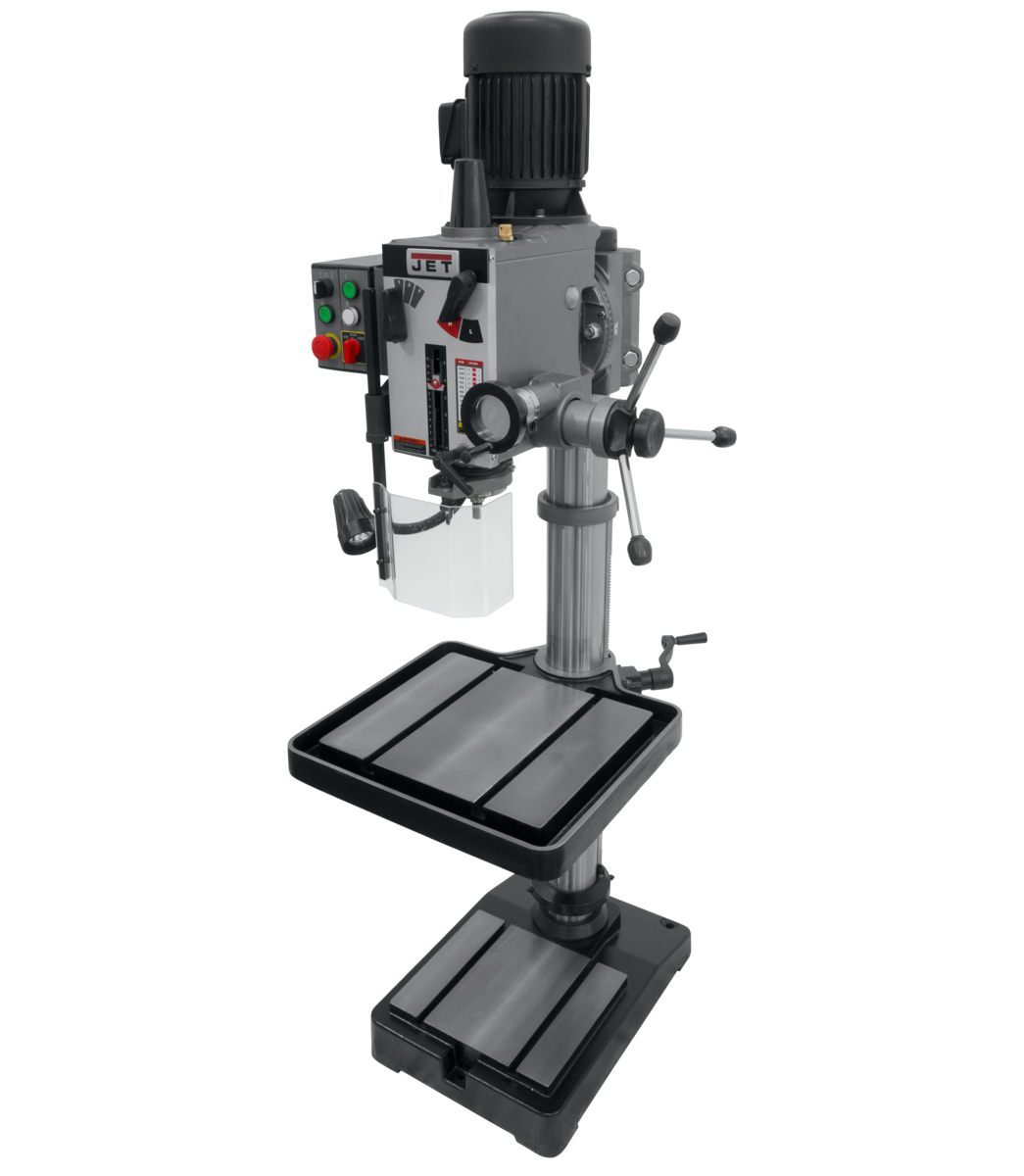 Geared Head Drill Presses