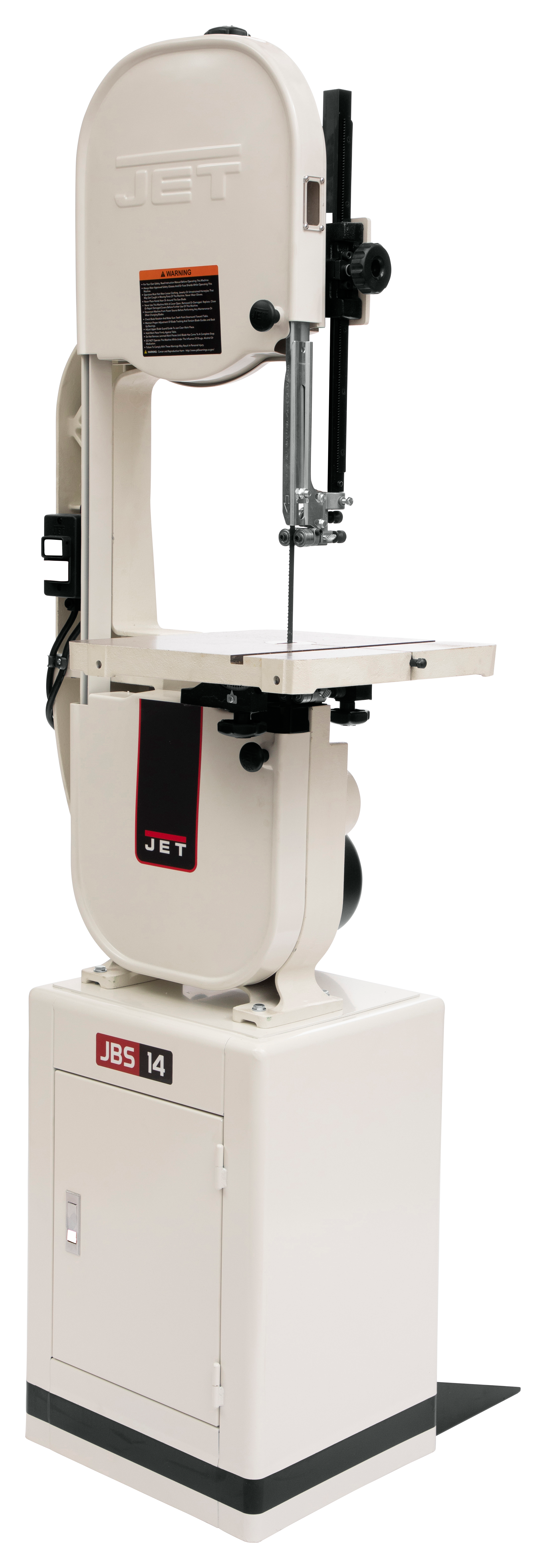 "JWBS-14DXPRO, 14"" Deluxe Pro Bandsaw Kit"