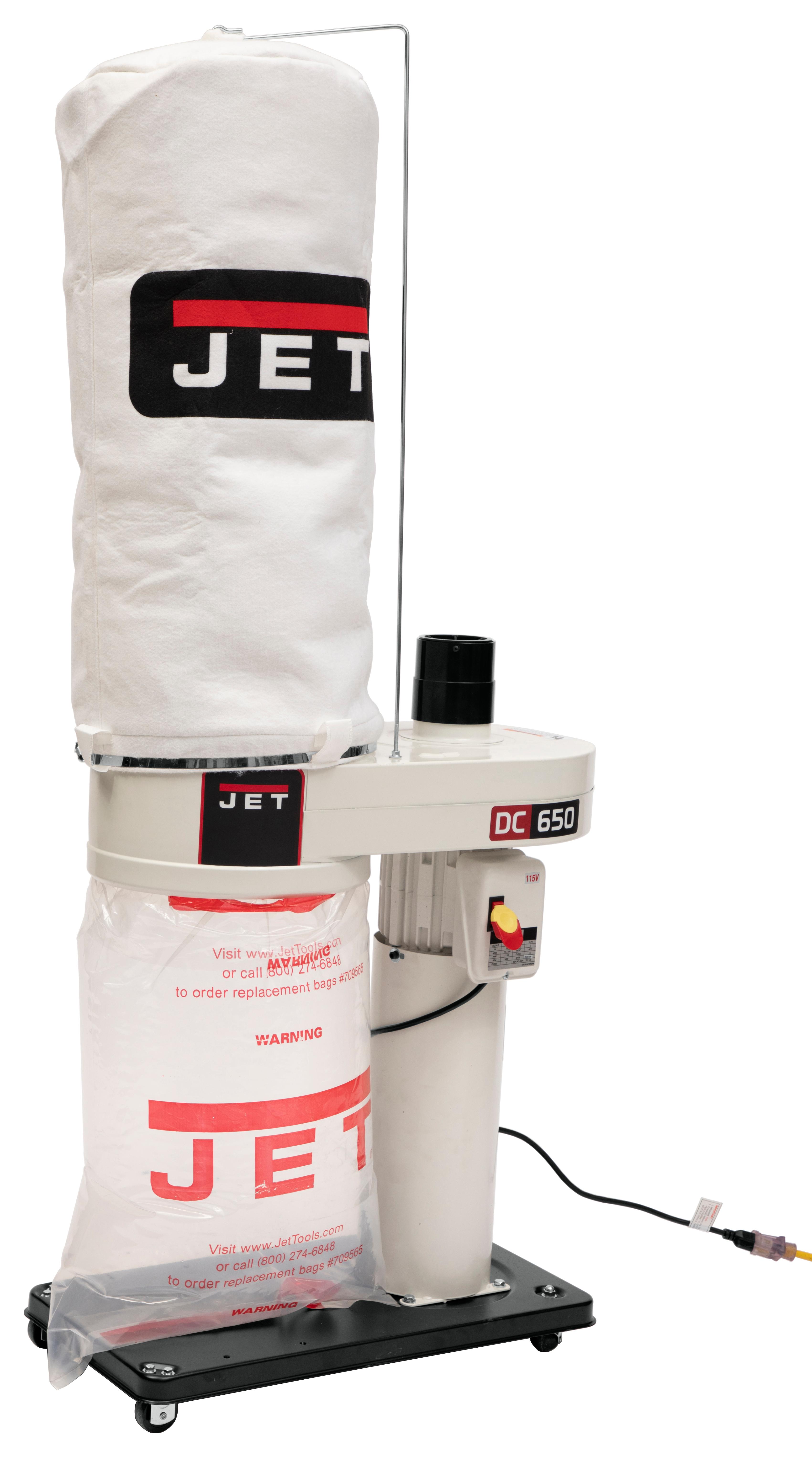 DC650 w/ 5M Bag Filter Kit