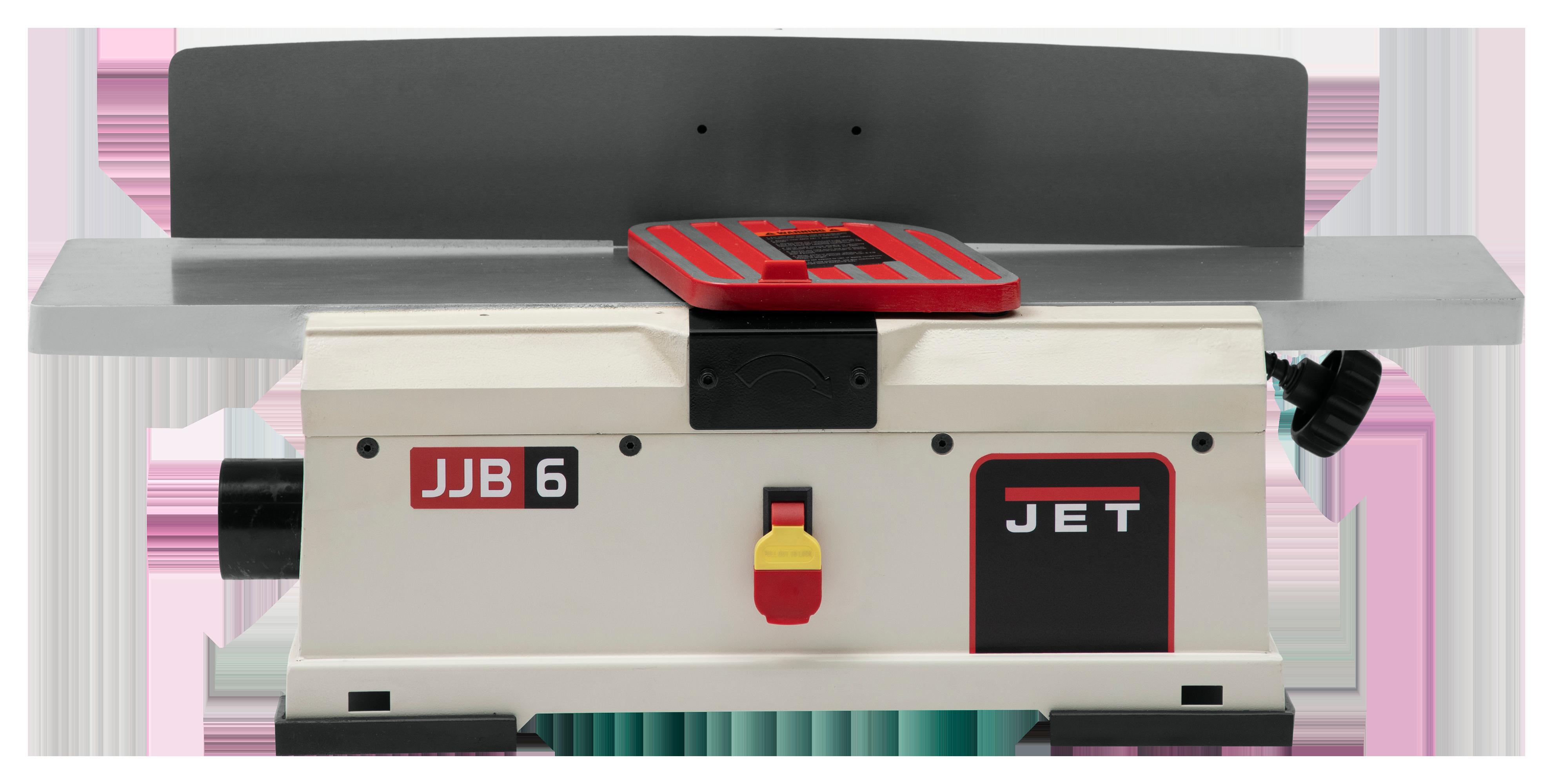 "JJ-6HHBT, 6"" Helical Head Benchtop Jointer"