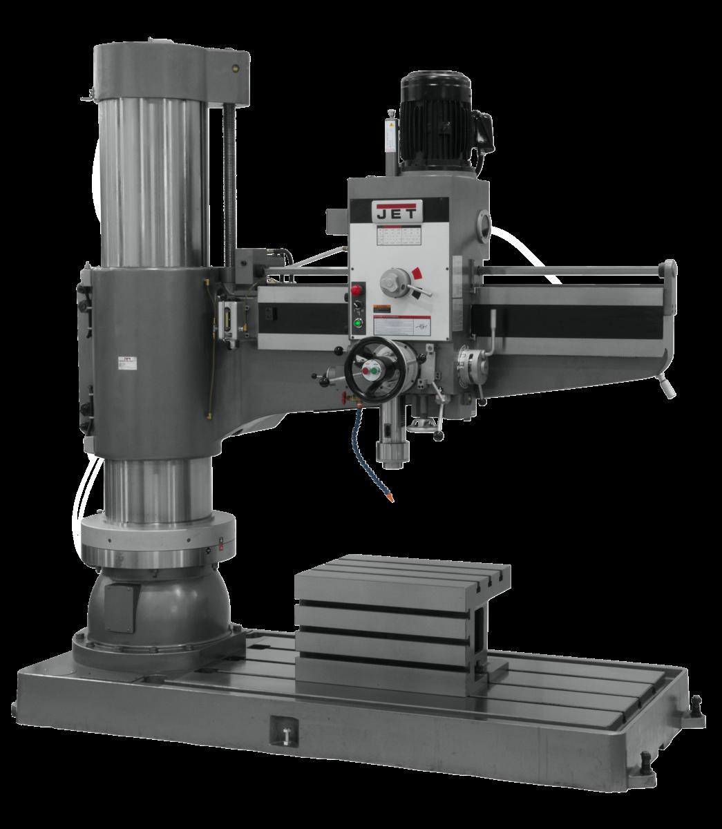 J-1600R, 5' Arm Radial Drill Press 230V