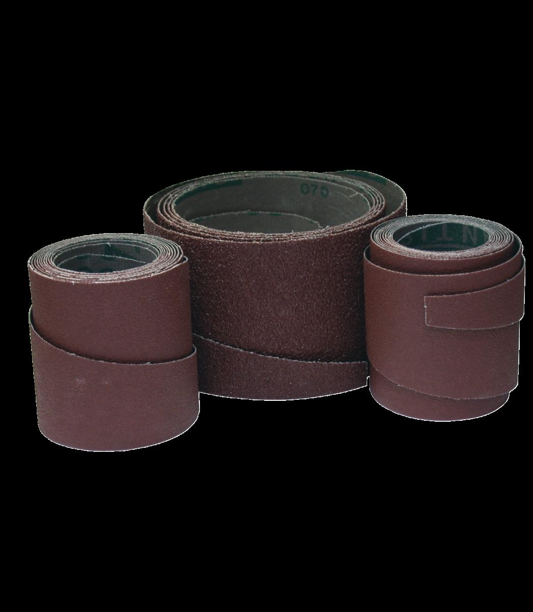 "25"" Sandpaper 220 Grit Fits JWDS-2550, 3-Wraps in Box"