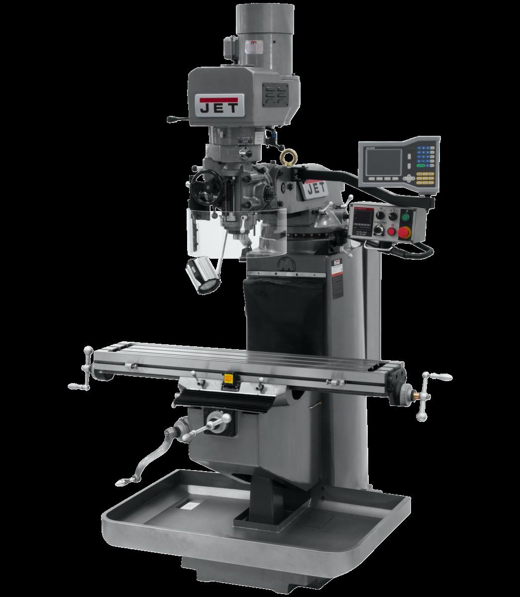 JTM-949EVS/230 Electronic Variable Speed Vertical Milling Machine 230V 3Ph