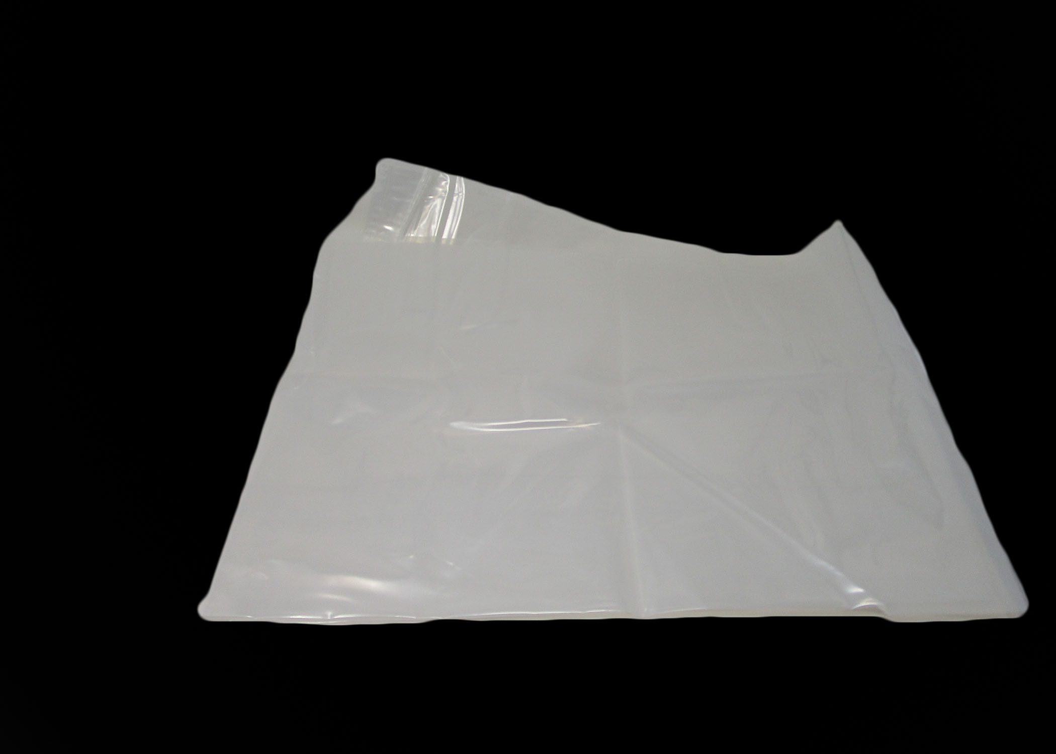 Lower Collector Bags, Clear Plastic (50) for Model 75