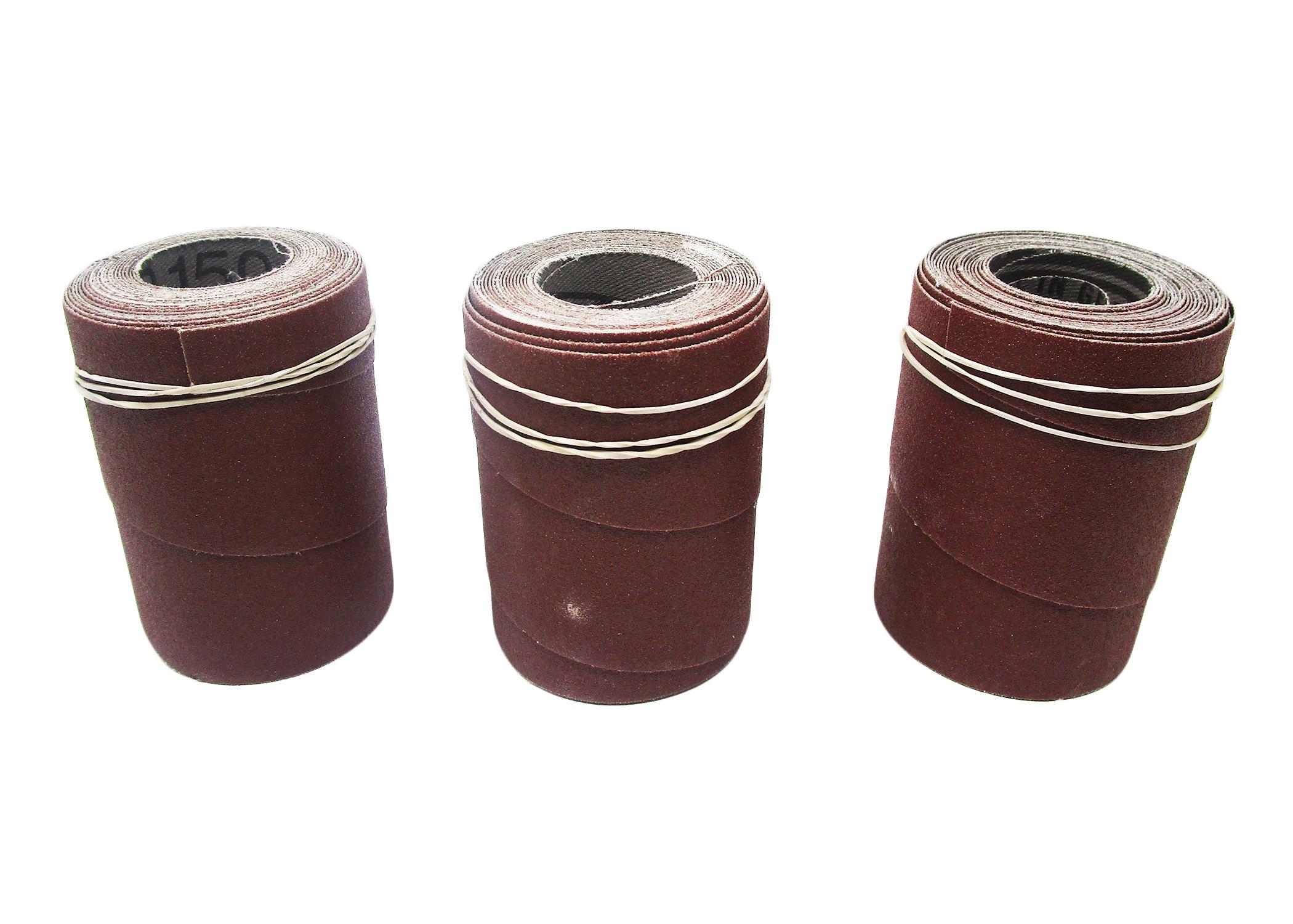 PM2244 Precut Abrasive, 150 Grit - 3 Pack