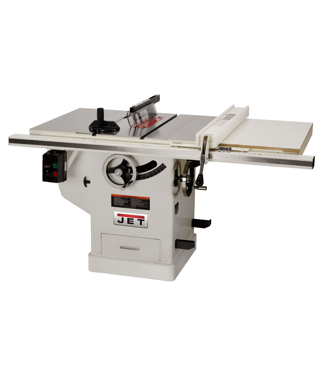 "Deluxe Xacta® SAW 3HP, 1Ph, 30"" Rip"