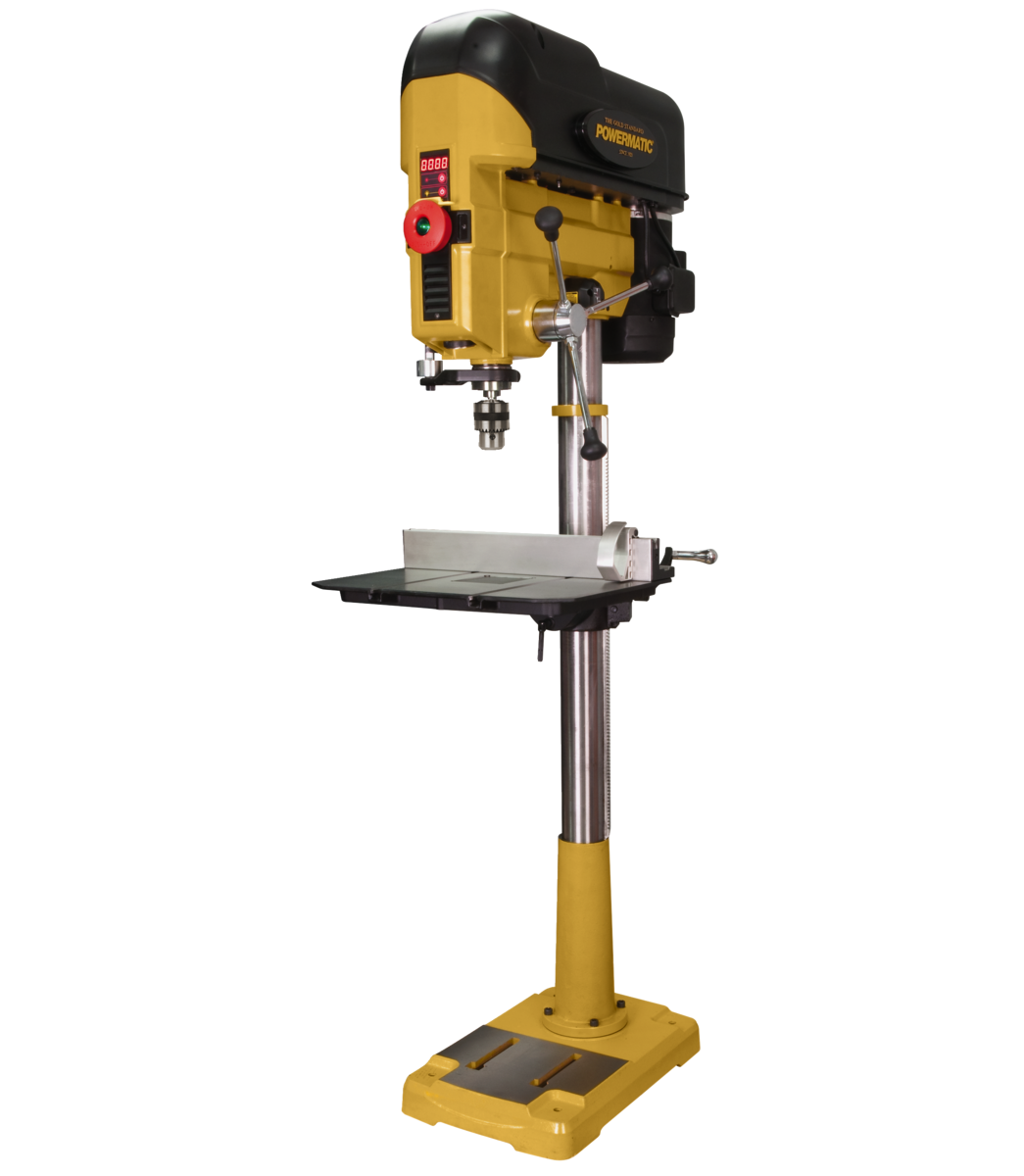 PM2800B Drill Press, 1HP 1PH 115/230V