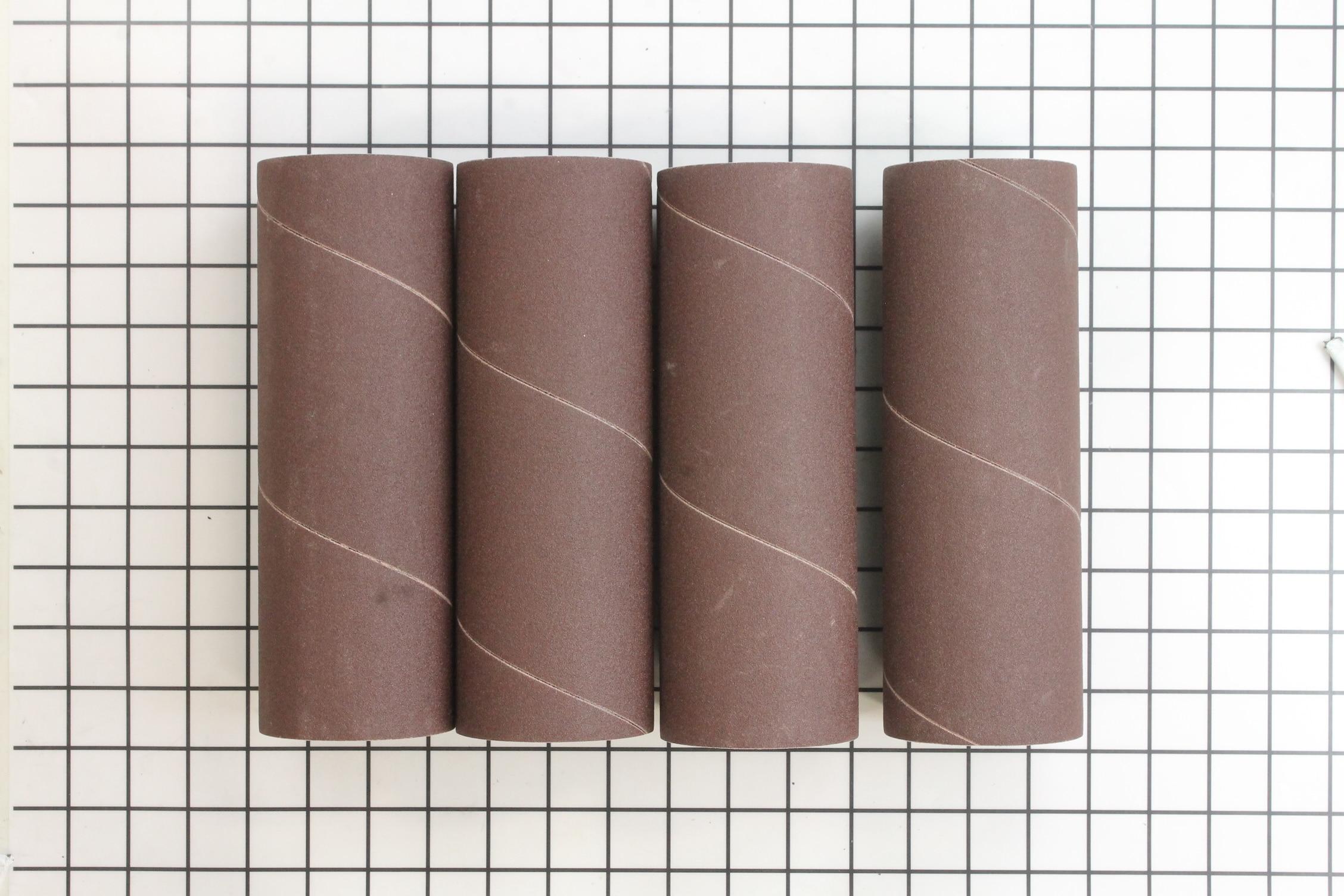 """3"""" x 9"""" Sanding Sleeves 100 Grit (4 pack)"""