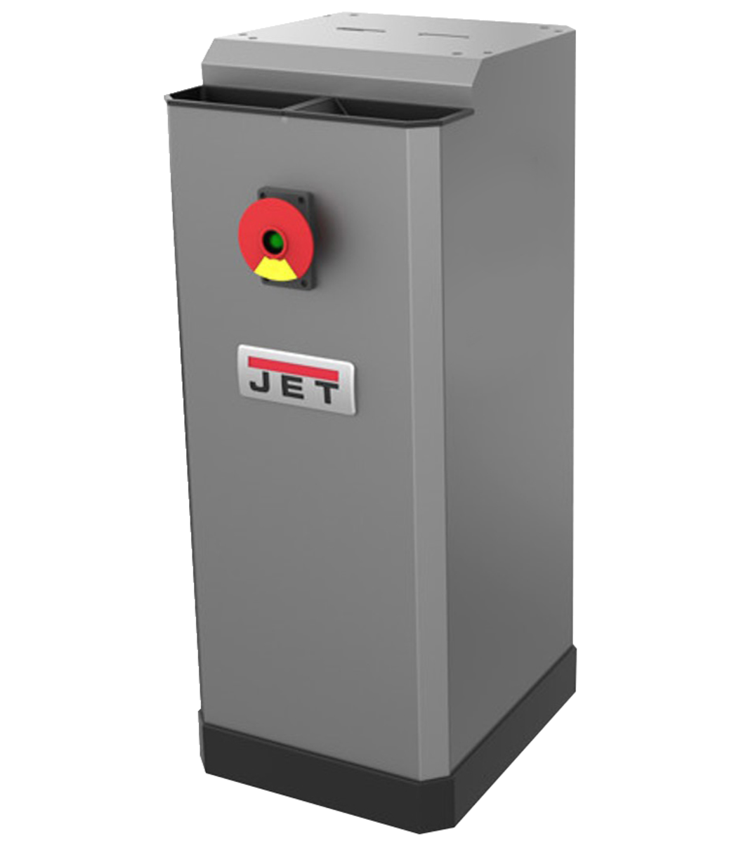 JDCS-505, Metal Dust Collector Stand 115V
