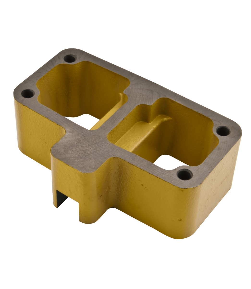 "701-RB:2"" Riser Block for PM701 Mortiser"