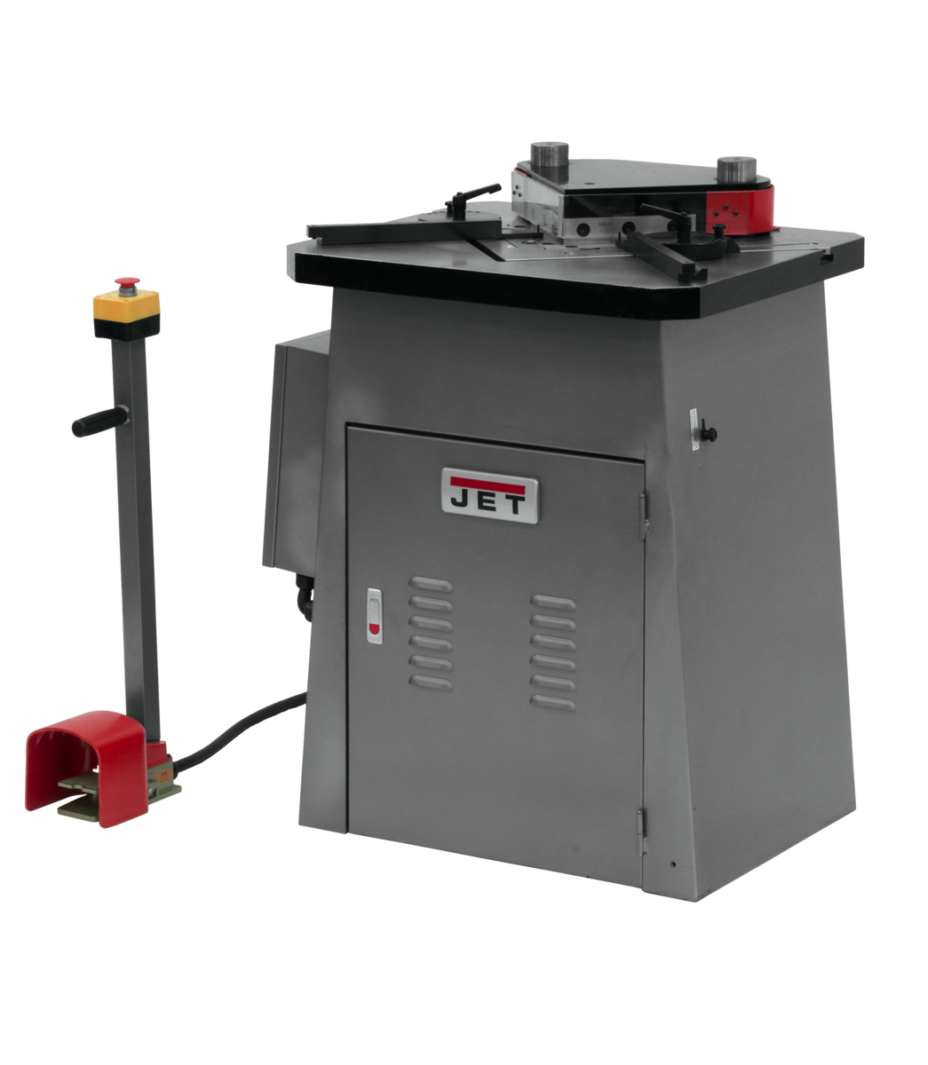 EMN-9 Hydraulic Sheet Metal Notcher
