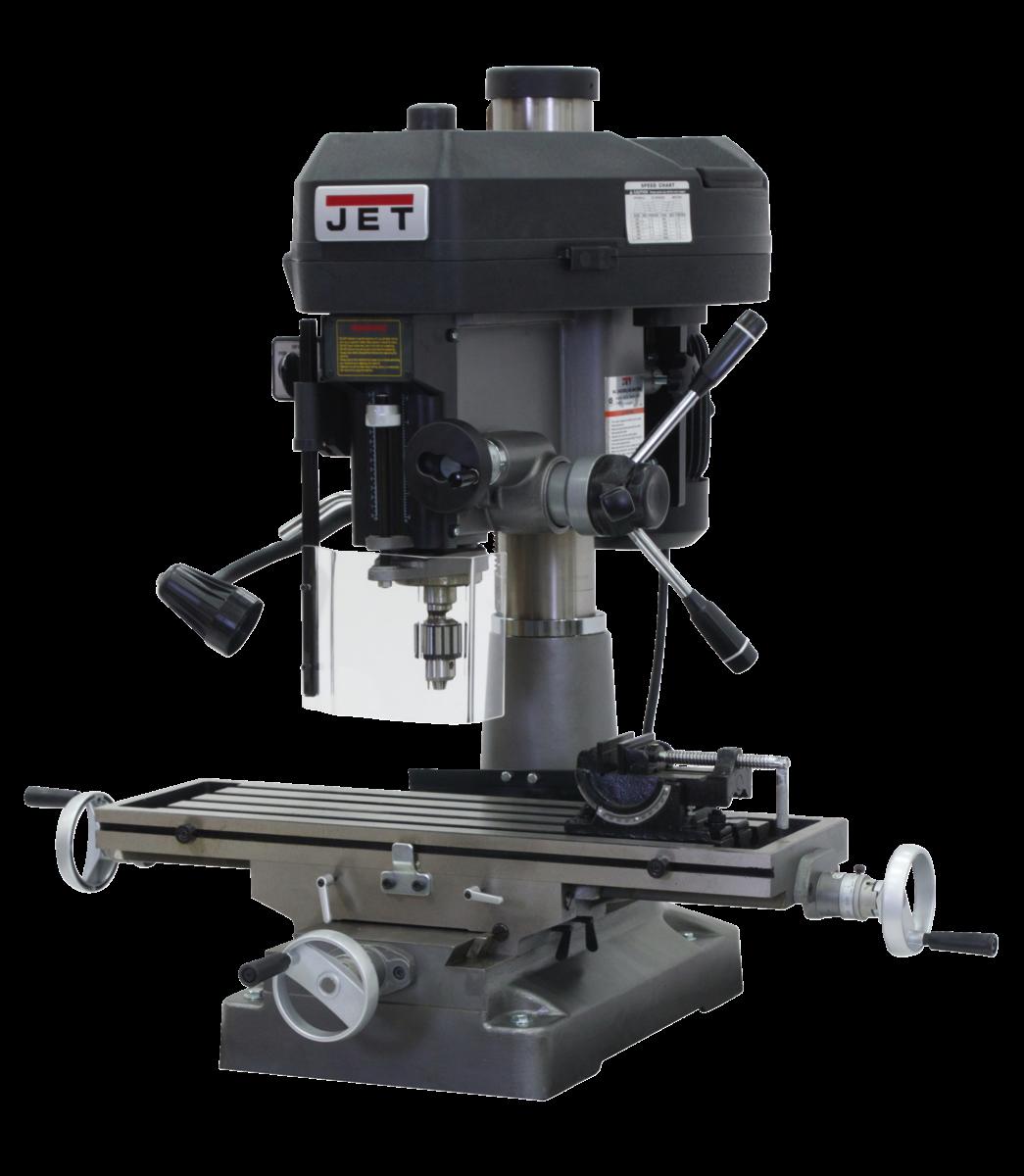 JMD-18 Mill/Drill With ACU-RITE 203 DRO
