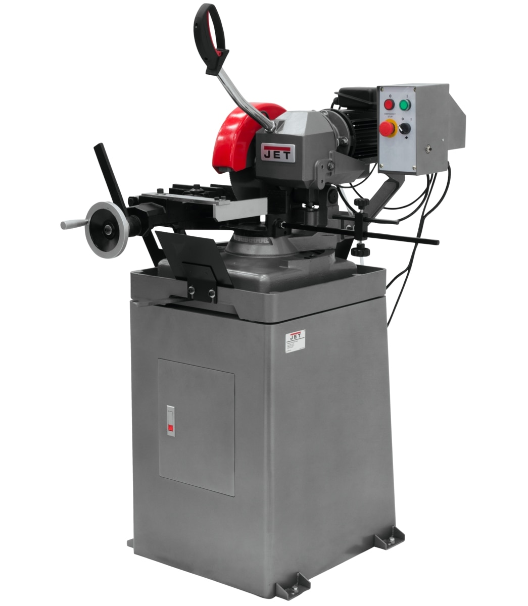 CS-275, 275mm 1-Phase Ferrous Manual Cold Saw