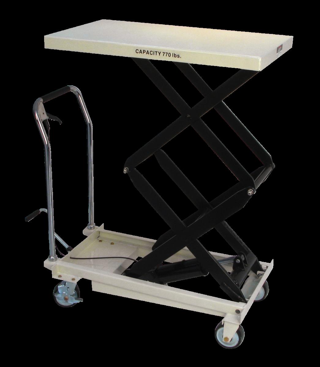 DSLT Series Double Scissor Lift Tables