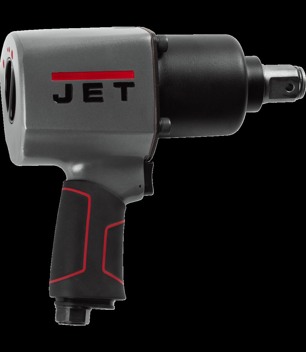 """JAT-108, 1"""" Pistol Grip Aluminum Impact Wrench"""
