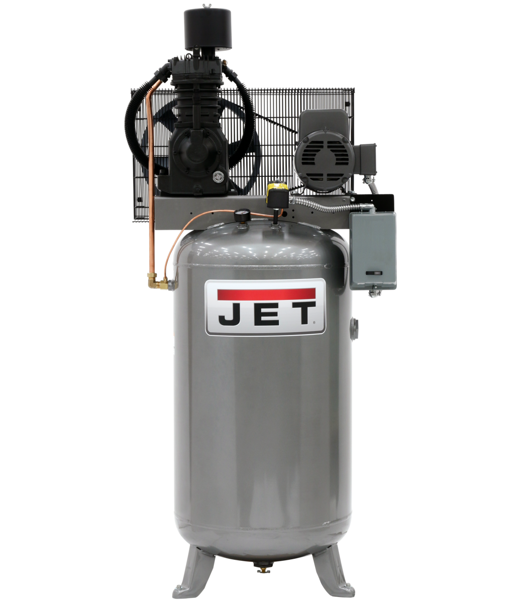 JCP-803, 80 Gallon Vertical Air Compressor