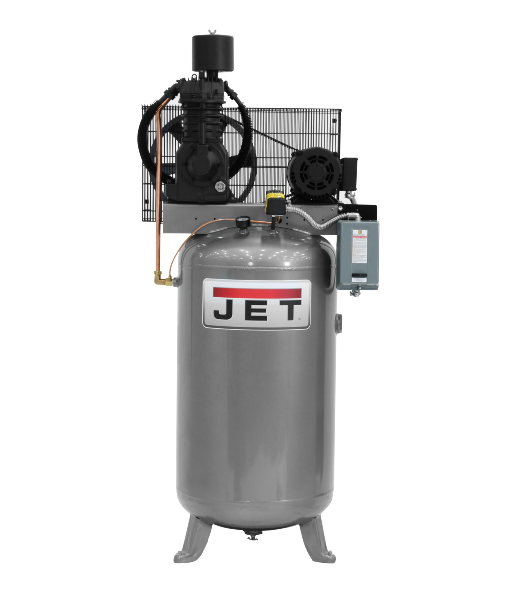 JCP-804, 80 Gallon Vertical Air Compressor