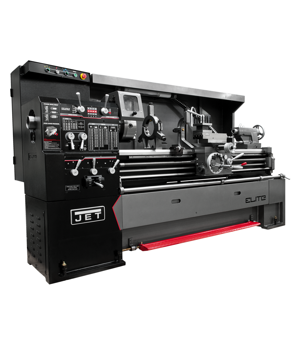 Elite Geared Head Lathe