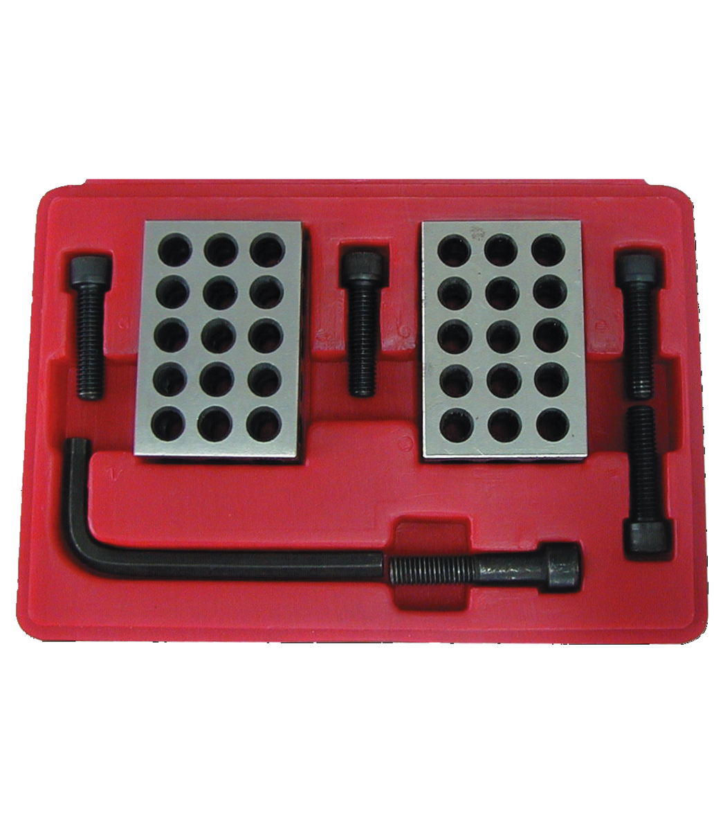 JET 1-2-3 Block Set in Plastic Case
