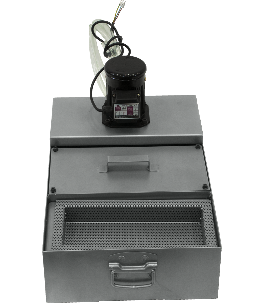 ECPA-10,COOLANT PUMP ASSEMBLY EVS MILLS