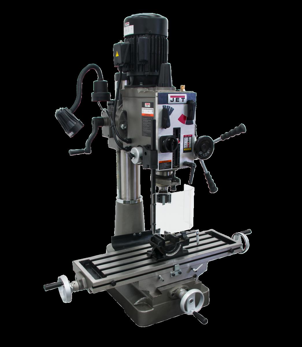 JMD-40GH Geared Head Mill/Drill