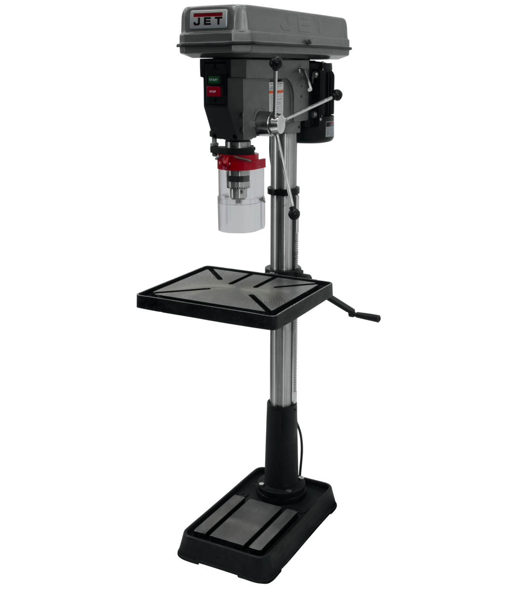 "JDP-20MF, 20"" Floor Drill Press 115/230V 1Ph"