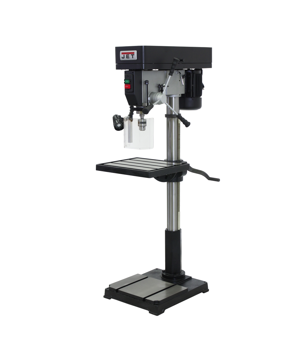 "IDP-22, 22"" Industrial Floor Model Drill Press"