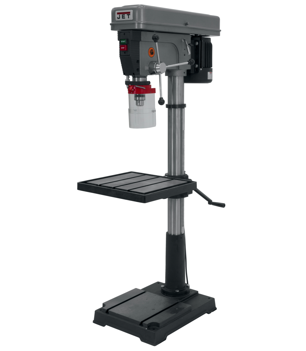 "J-2550, 20"" Floor Model Drill Press 115V 1Ph"