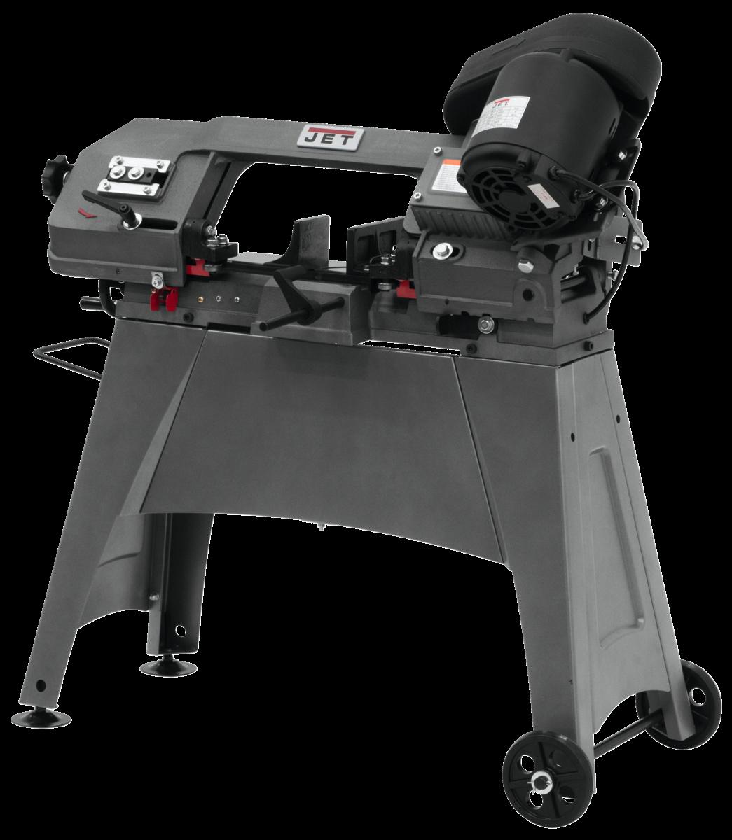 """HVBS-56M, sierra-cinta con capacidad de 5"""" x 6"""", 1/2 HP, monofásica, 115/230 V"""