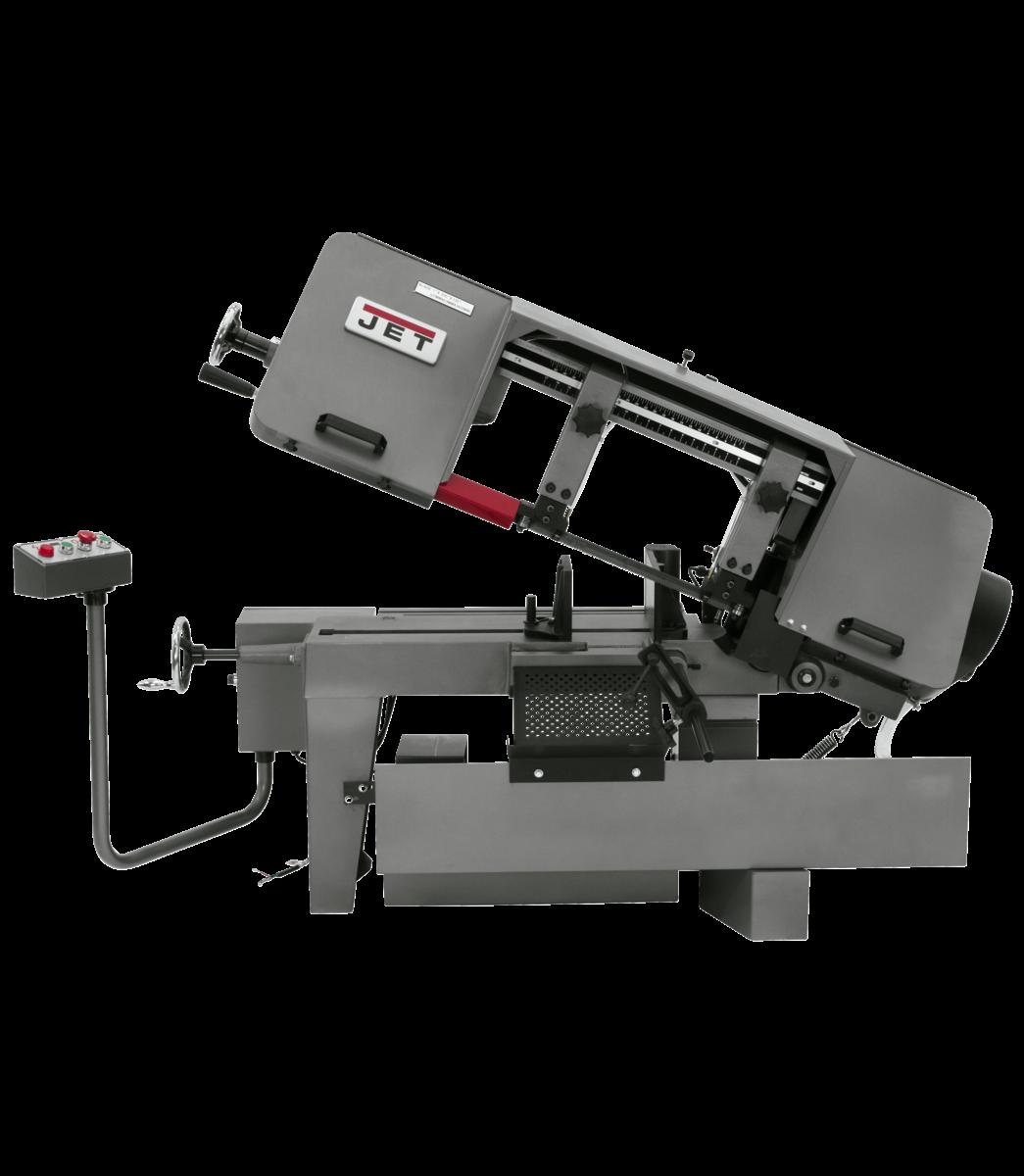 "J-7020 Sierra-cinta horizontal de 10x16"", 1-1/2 HP, 115/230 V, monofásica"